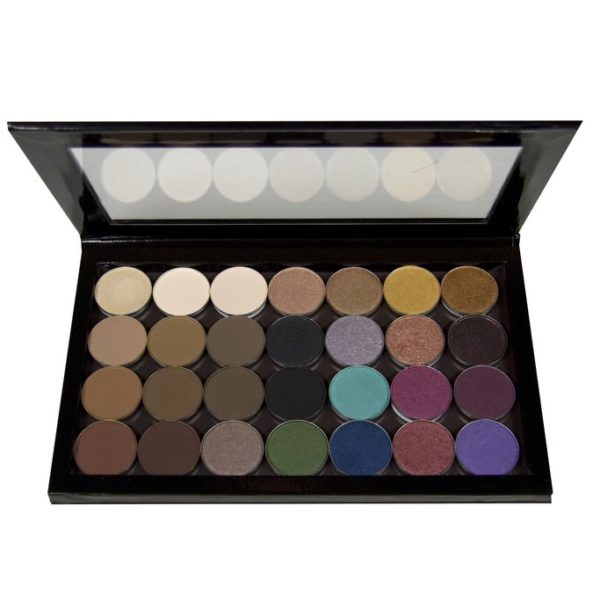 Black large z palette