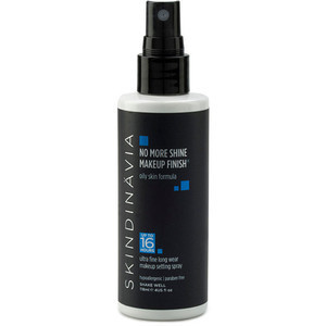 SKINDINAVIA NO MORE SHINE MAKEUP FINISH spray dubai