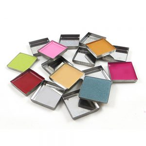 Square metal pans