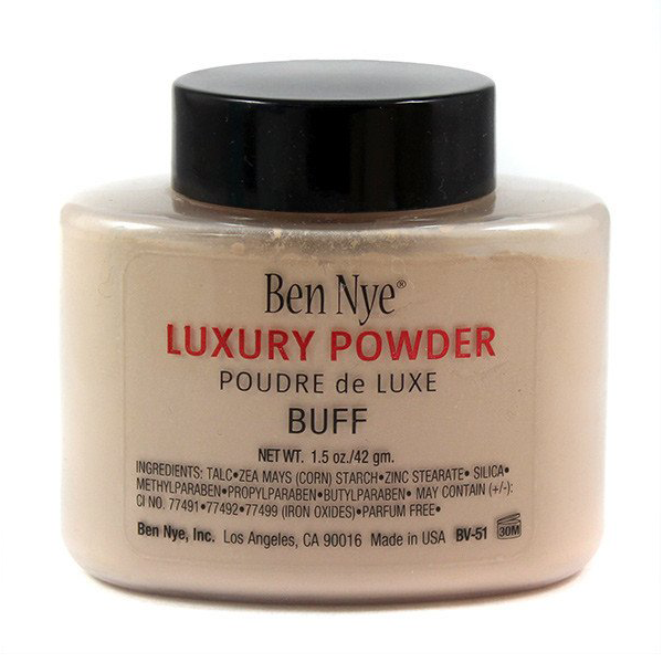BUFF LUXURY POWDER