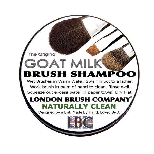 Pure Goat Milk Solid Brush Shampoo