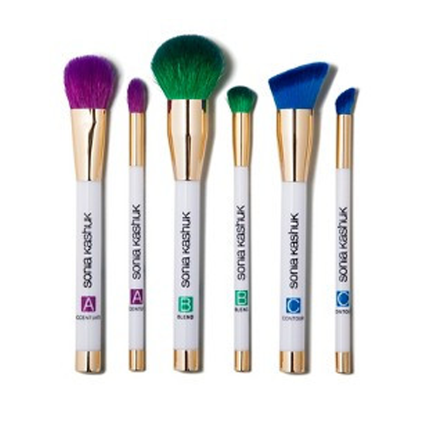 Sonia Kashuk Limited Edition Small Brush Set