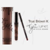 TRUE BROWN K | LIQUID LIPSTICK