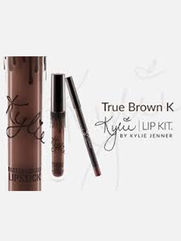TRUE BROWN K | LIP KIT