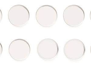 ROUND METAL PANS (10PACK)