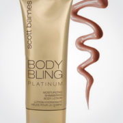 PLATINUM MOISTURIZING SHIMMERING BODY LOTION