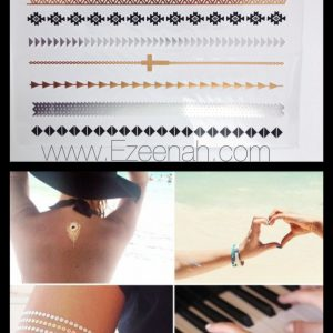 Love Bracelets Flash Tattoos