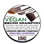 Vegan Solid Brush Shampoo