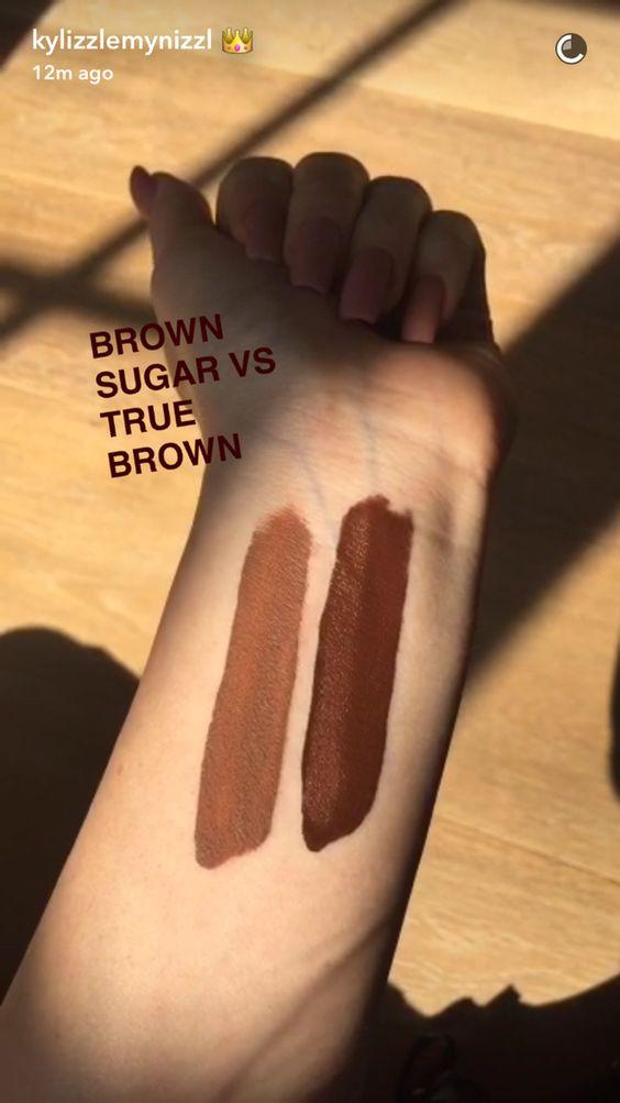 BROWN SUGAR | LIP KIT