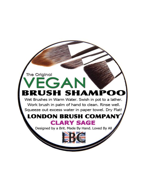 Vegan Solid Brush Shampoo