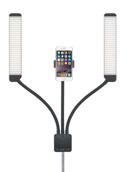 Phone clip full multimedia kit